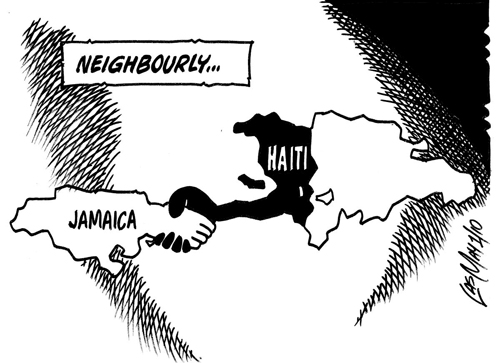 neighbourly Jamaica **taken from the Jamaica Gleaner