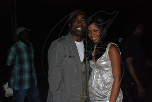 Paul Campbell and Abby-Gaye Dallas.JPG