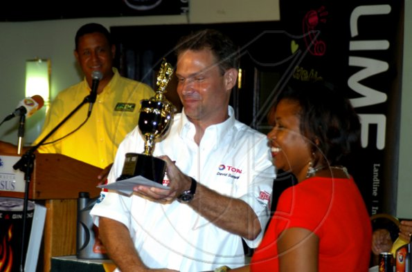 Winston Sill / Freelance Photographer AUTO FEATURE:----Jamaica Race Drivers Club (JRDC) Awards Presentation Functyion, held at the Jamaica Pegasus Hotel, New Kingston on Friday night April 9, 2010.