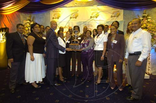 The Gleaner's Advertising Awards Luncheon