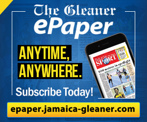 12 weeks Gleaner ePaper subscription for $2.99 US
