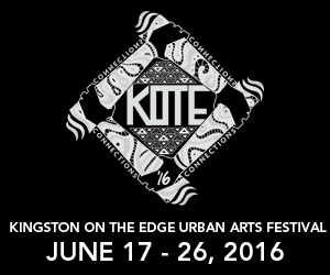 Kingston On The Edge Urban Art Festival (Kote)