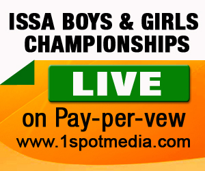 Watch the live stream of the ISSA/Grace Kennedy Boys and Girls Champs