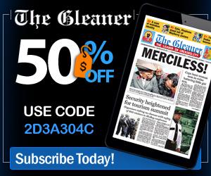 50% off Gleaner ePaper and Website