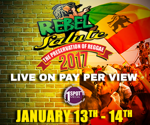 Rebel Salute Live Stream! - Early Bird Special
