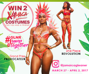Win Xaymaca Costumes!