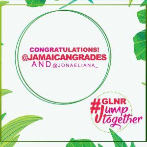 #GLNRJumpTogether -We have a Winner!