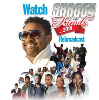 Watch the Re-Broadcast of Shaggy & Friends 2018