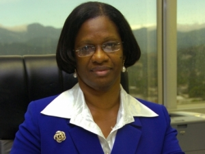 Executive director of the SLB, Monica Brown - file photo.