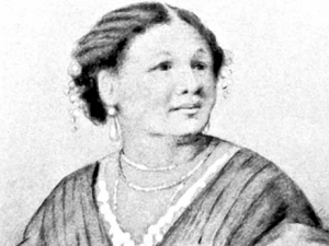 Portrait of Mary Seacole - File.