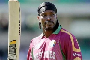 Chris Gayle - File Photo