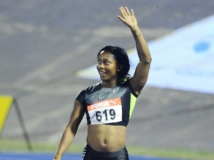 Fraser-Pryce... New York will now be the second meet from which the champion sprinter has withdrawn.