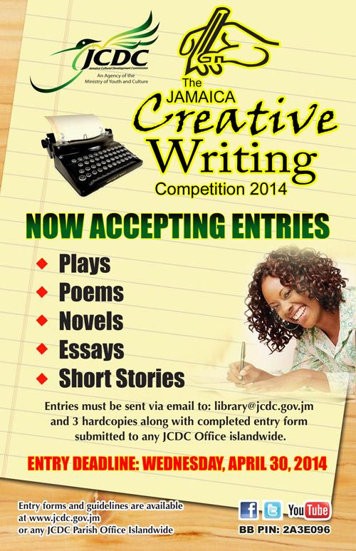 jcdc creative writing competition 2015