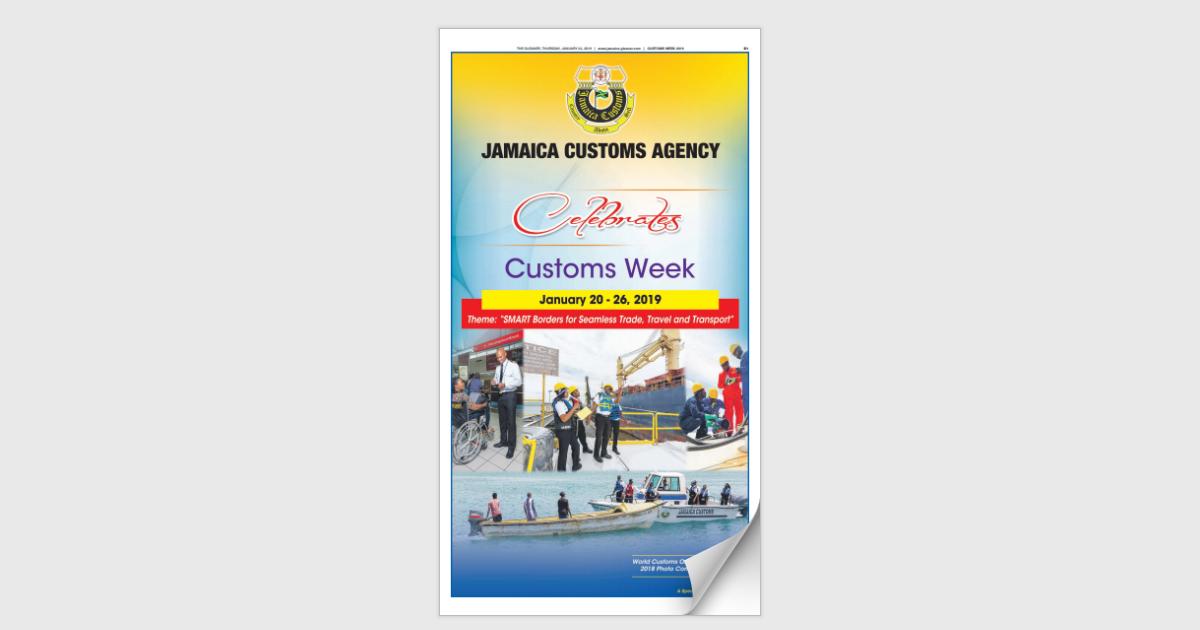 Customs Week 2019